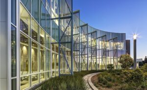 San Mateo County Maple Street Correctional Center and Cambridge Architectural Mesh