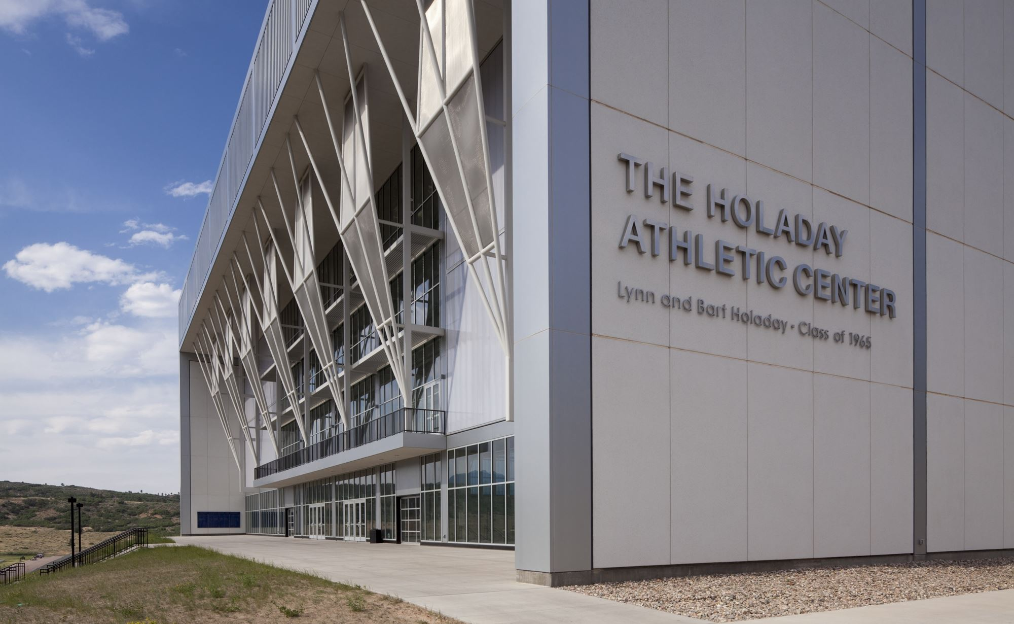 U.S. Air Force Academy Athletic Training Center