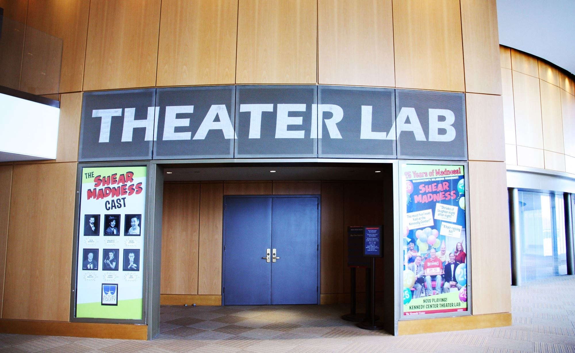 Kennedy Center Theater Lab