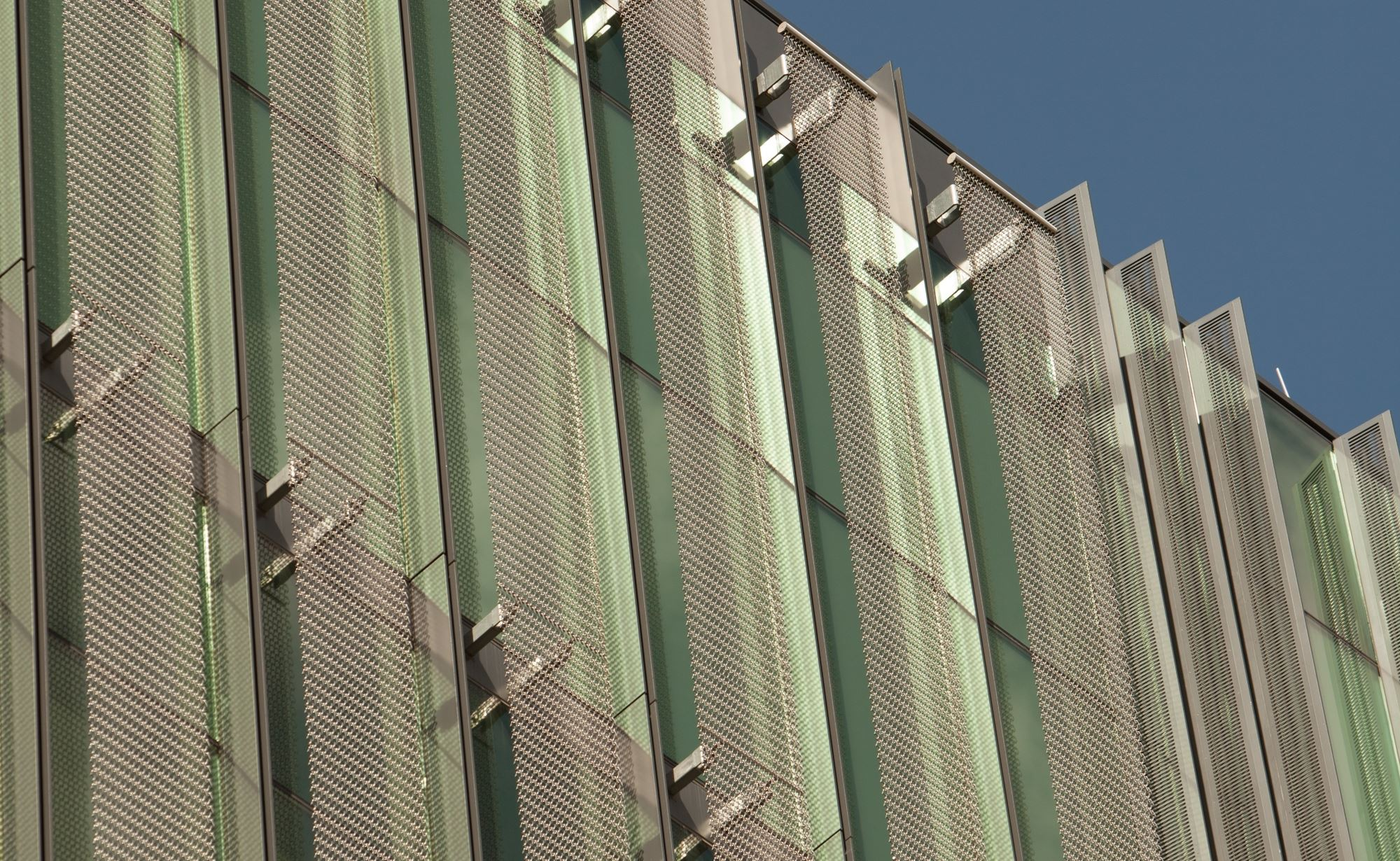 University Medical Center New Orleans and Cambridge Architectural Mesh